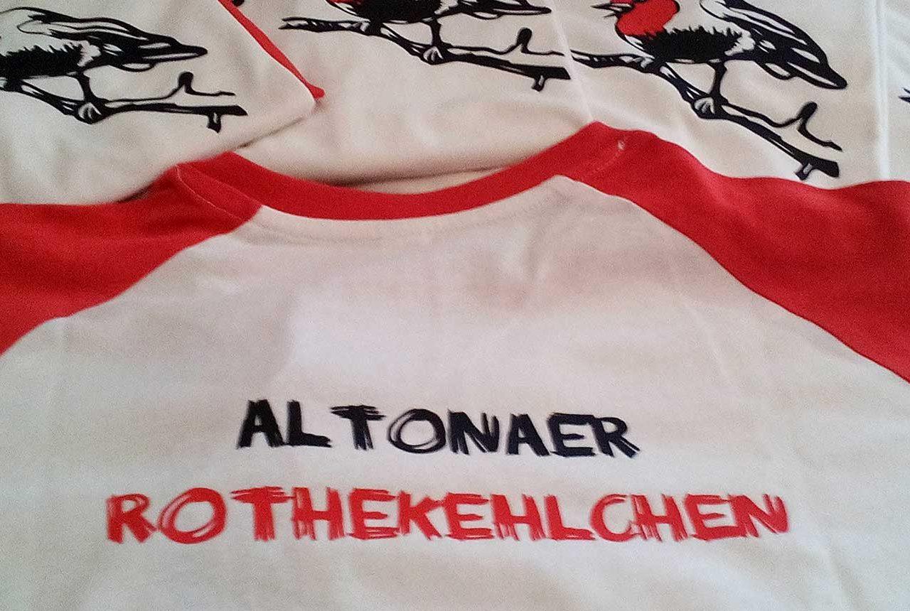 Altona Rotkehlchen